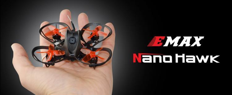 Emax Nanohawk nu beschikbaar!