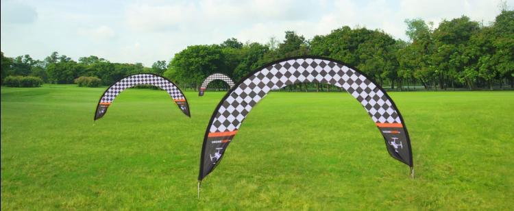 Nieuwe goedkopere Droneshop.nl FPV Race Gates