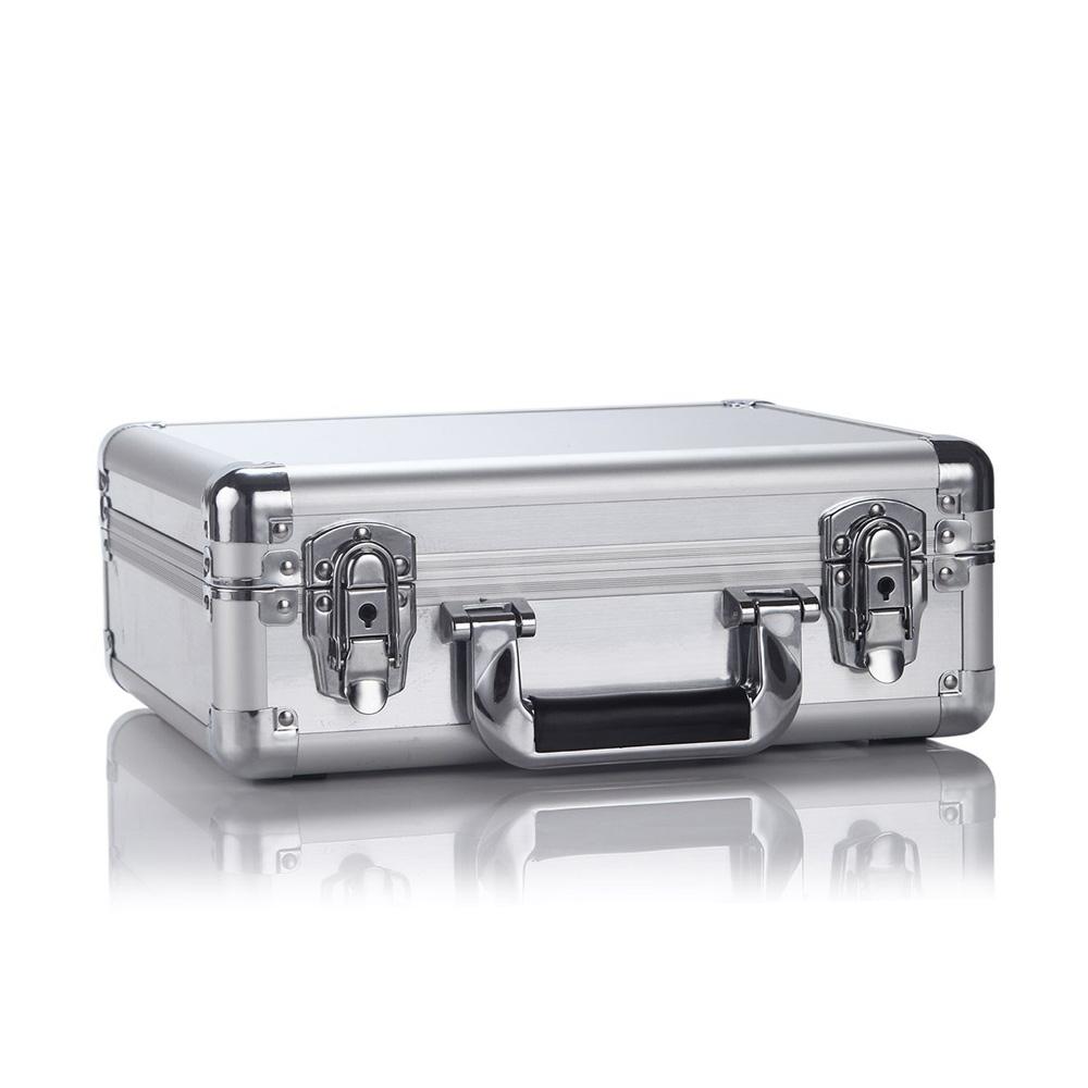 Aluminium koffer voor DJI Mavic Pro - ZILVER