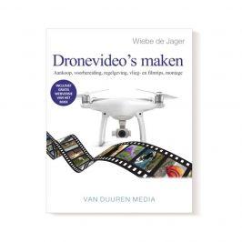 BOEK: Dronevideo's maken