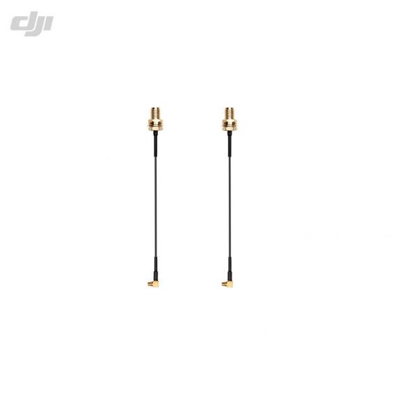 DJI FPV Air Unit MMCX naar SMA Kabel - 90°