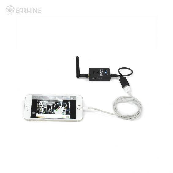 Eachine R051 5.8Ghz FPV Receiver voor smartphones en tablets