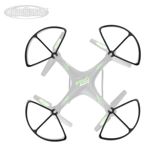 Gear2Play FPV Urban Drone - Propeller Guards