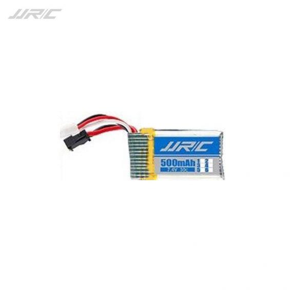 JJRC H50WH WindSeeker - 500mAh 7.4V LiPo Accu