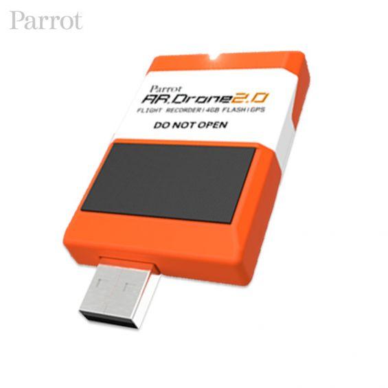 Parrot AR.Drone 2.0 - Flight recorder GPS