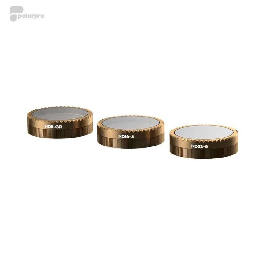 Polar Pro Cinema Series Gradient Collection Nd Filters 3 Pack Voor Dji Mavic Air