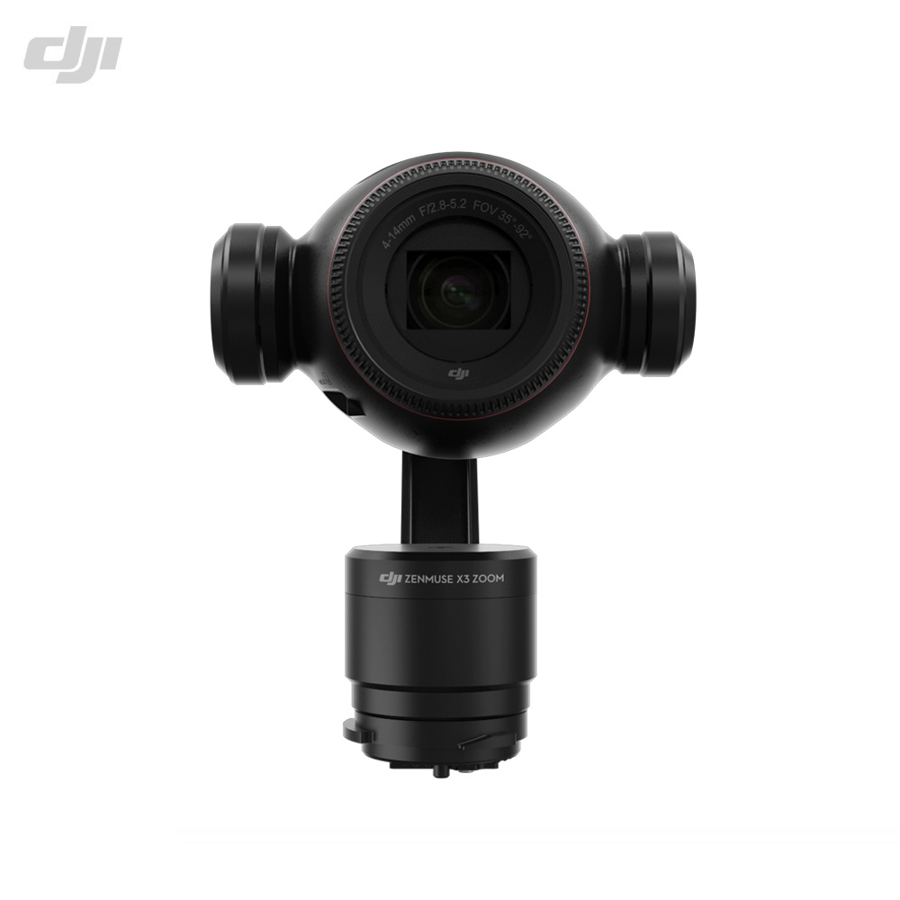 DJI Zenmuse X3 Zoom gimbal en camera