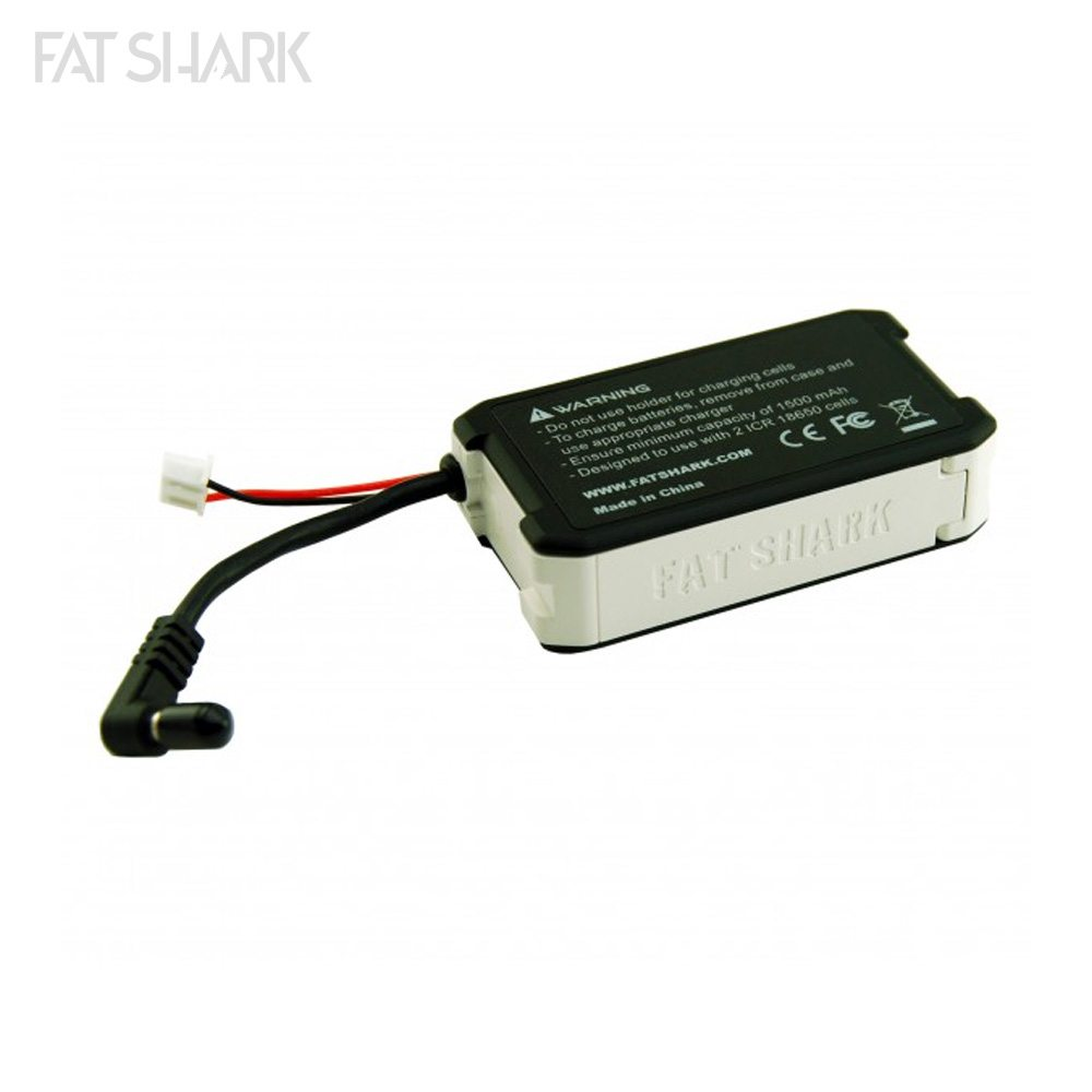 Fat Shark 18650 Battery Case