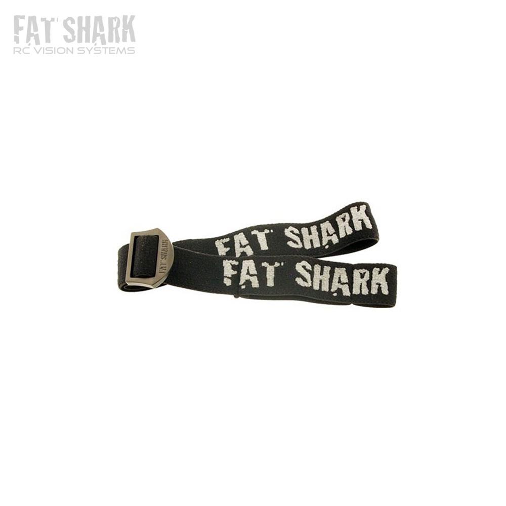 Fat Shark Hoofdband - ZWART