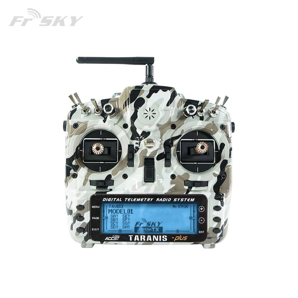 FrSky Taranis X9D Plus Special Edition - CAMOUFLAGE