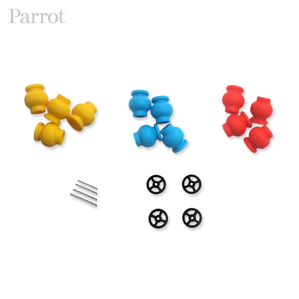 Parrot Bebop Drone - Assen en rubberen schokdempers