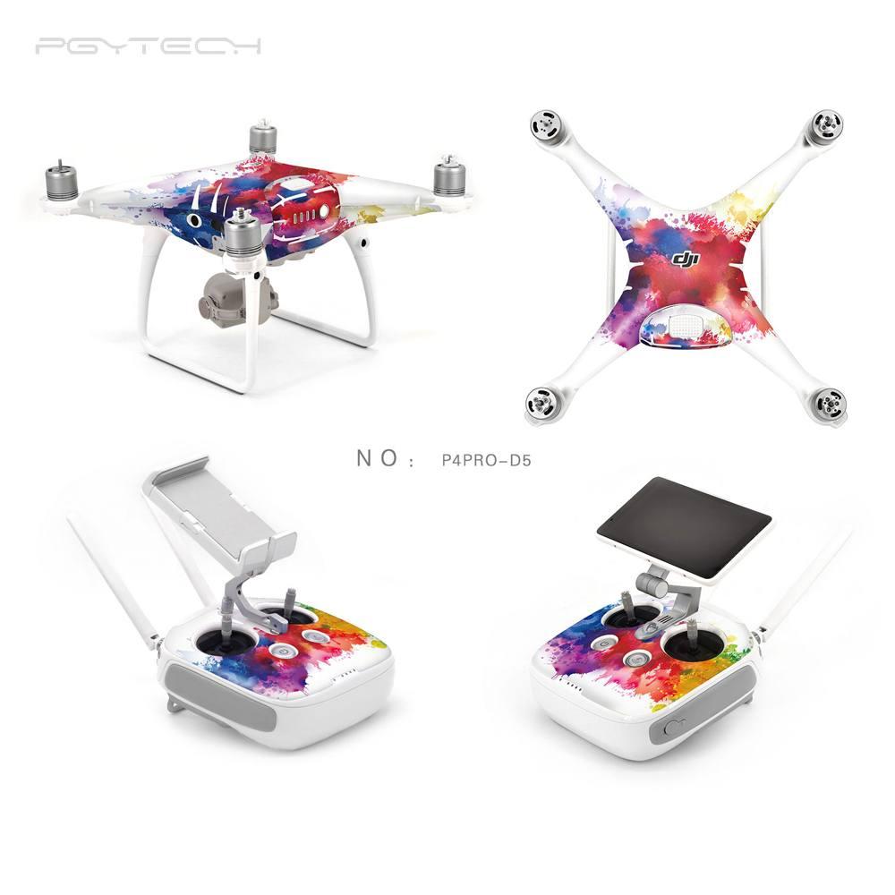 PGYTECH Skin voor DJI Phantom 4 Pro - D5