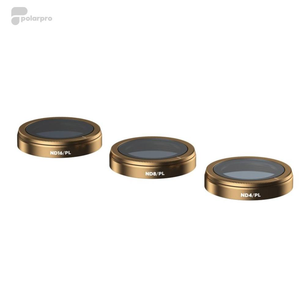Polar Pro Cinema Series Vivid Collection Filters (3-pack) voor DJI Mavic 2