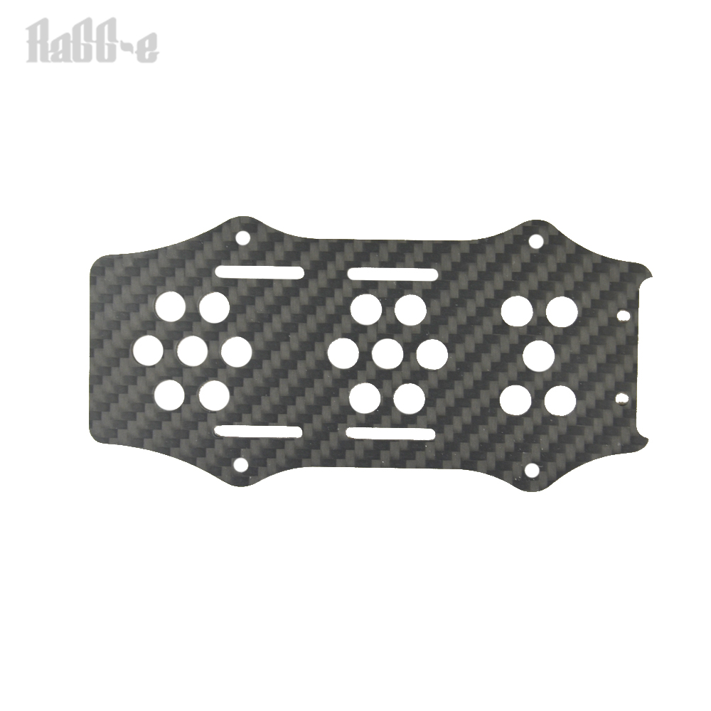 RaGG-e 200H/DoGG - Carbon Top Plate (2mm)