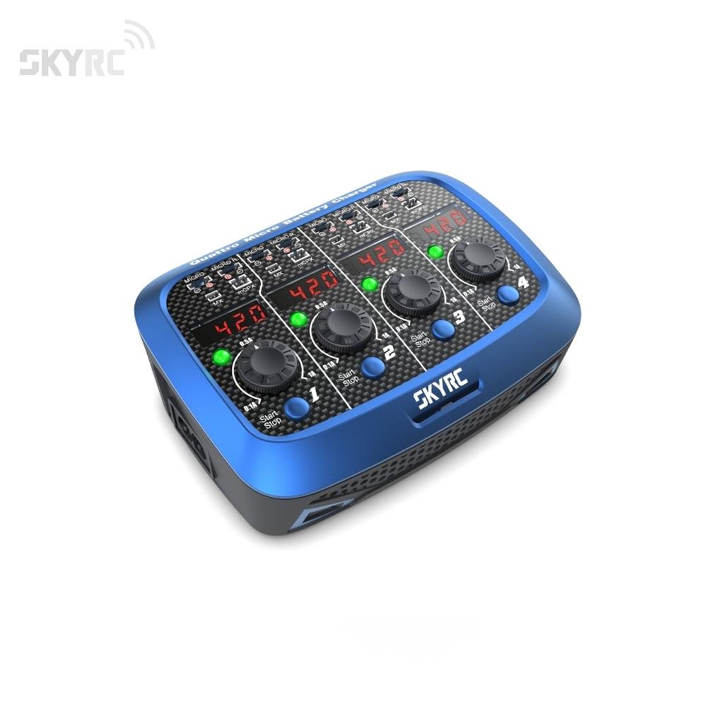 SkyRC Quattro Micro LiPo Acculader