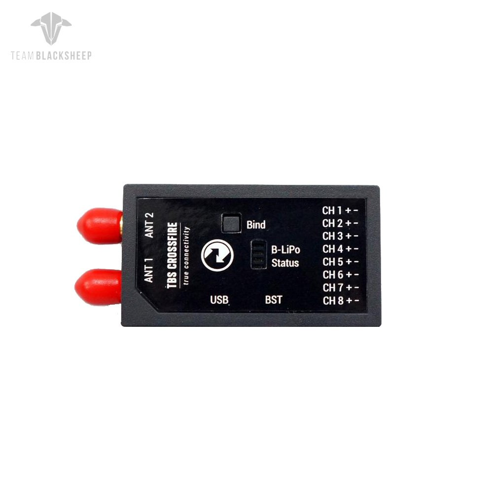 TBS Crossfire 8CH Diversity Receiver