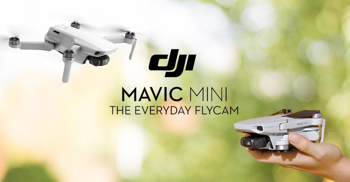 DJI Mavic Mini: nu te reserveren!