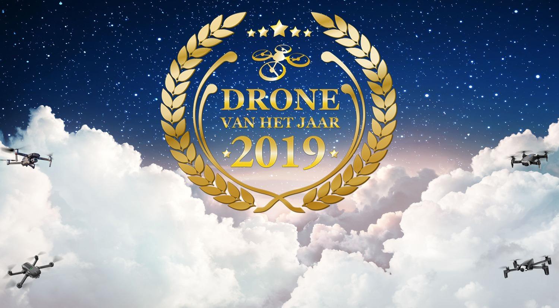 Stem op de Drone van het Jaar 2019