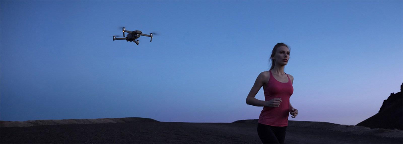 DJI Mavic 2 Zoom foldable drone
