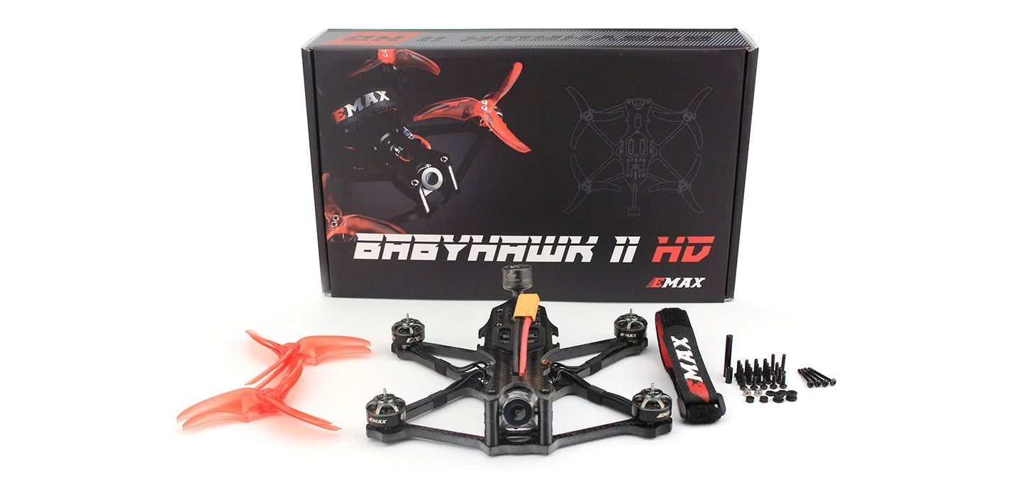 EMAX Babyhawk II HD