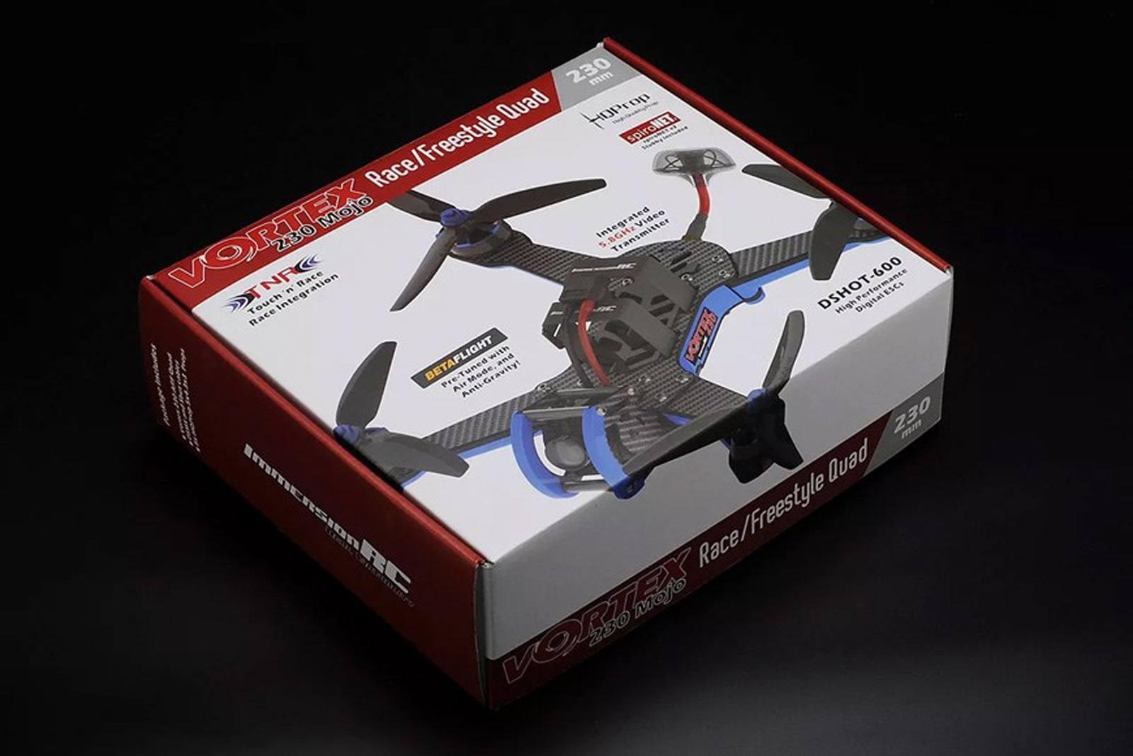 Immersion Vortex 230 Mojo Race Quadcopter