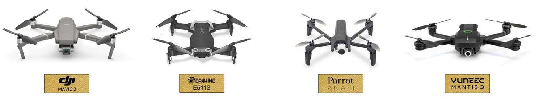 Drone van het Jaar nominaties