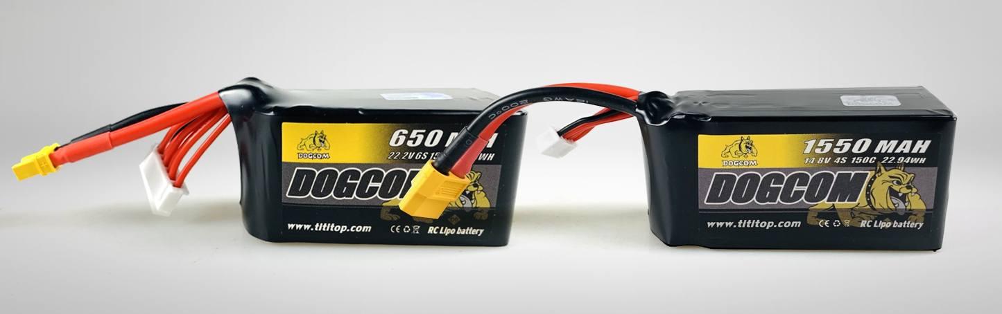DOGCOM LiPo Battery