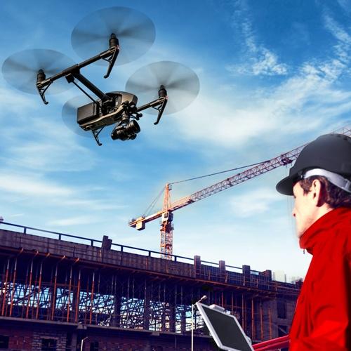 Droneshop.nl professionele drones