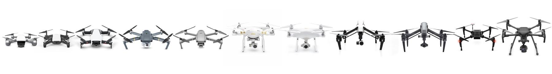 DJI Drones Reparatie