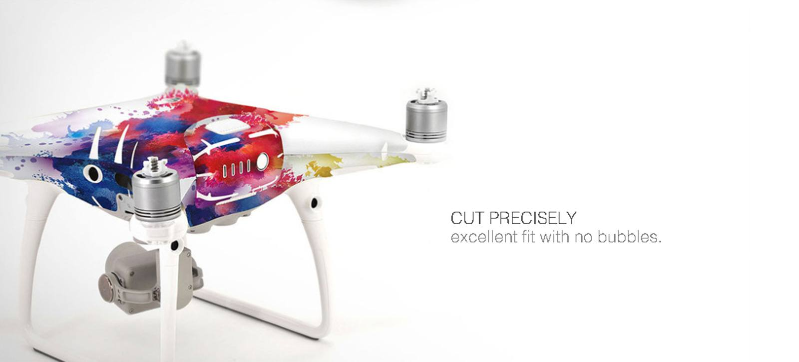 PGY-Tech Skin voor DJI Phantom 4 Pro